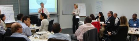"Cefeidas' Managing Director coordinates ""training the trainers"" capacity building program at IBGC"