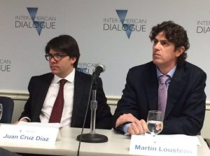 Inter American Dialogue. Energy in Argentina: A New Investment Climate