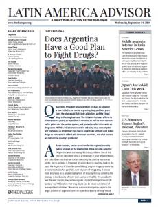 Latin America Advisor