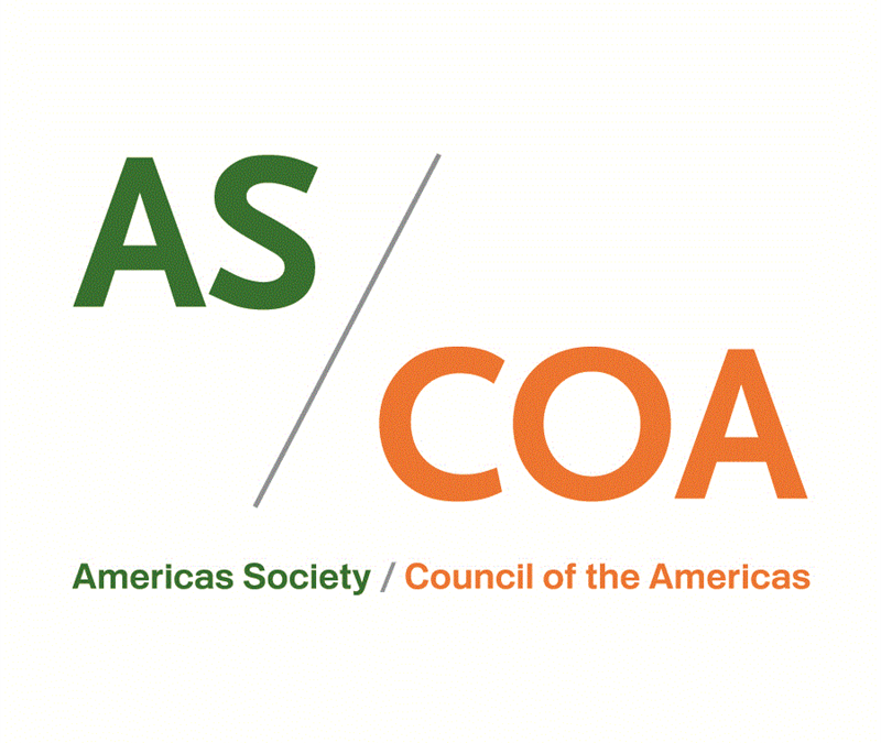 Cefeidas Group's Managing Director led organization of 13th Americas Society/Council of the Americas (AS-COA) annual conference