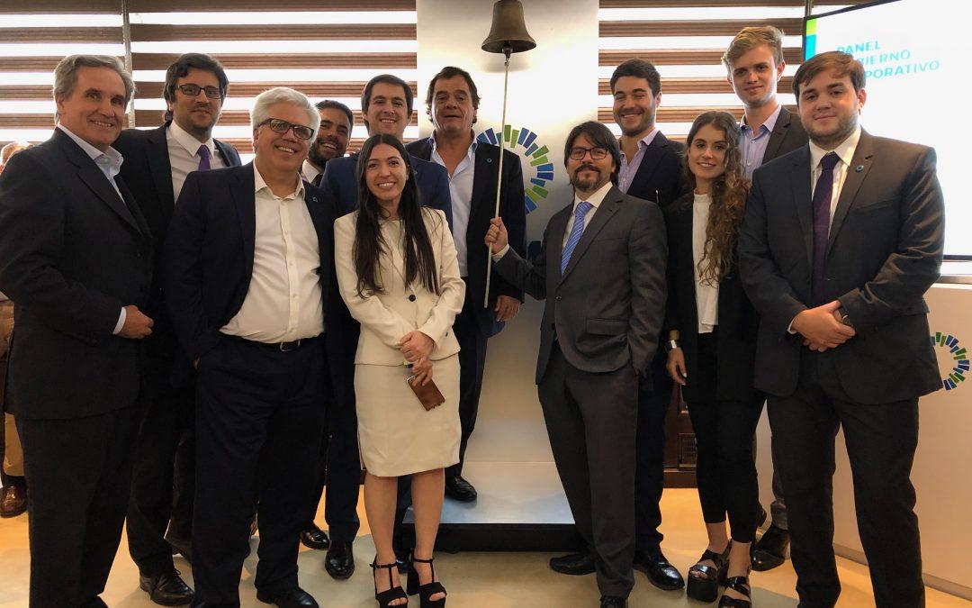 Lanzamiento del Nuevo Panel de Gobierno Corporativo de BYMA