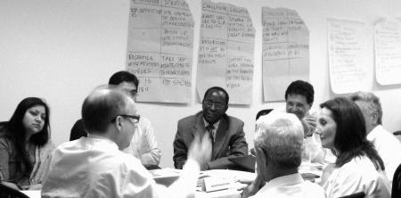"Cefeidas' Managing Director coordinates ""training the trainers"" capacity building program at IBGC"