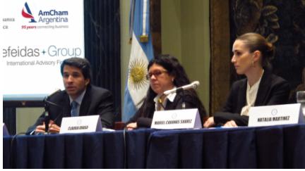 Cefeidas Group sponsors important Latin American Companies meeting