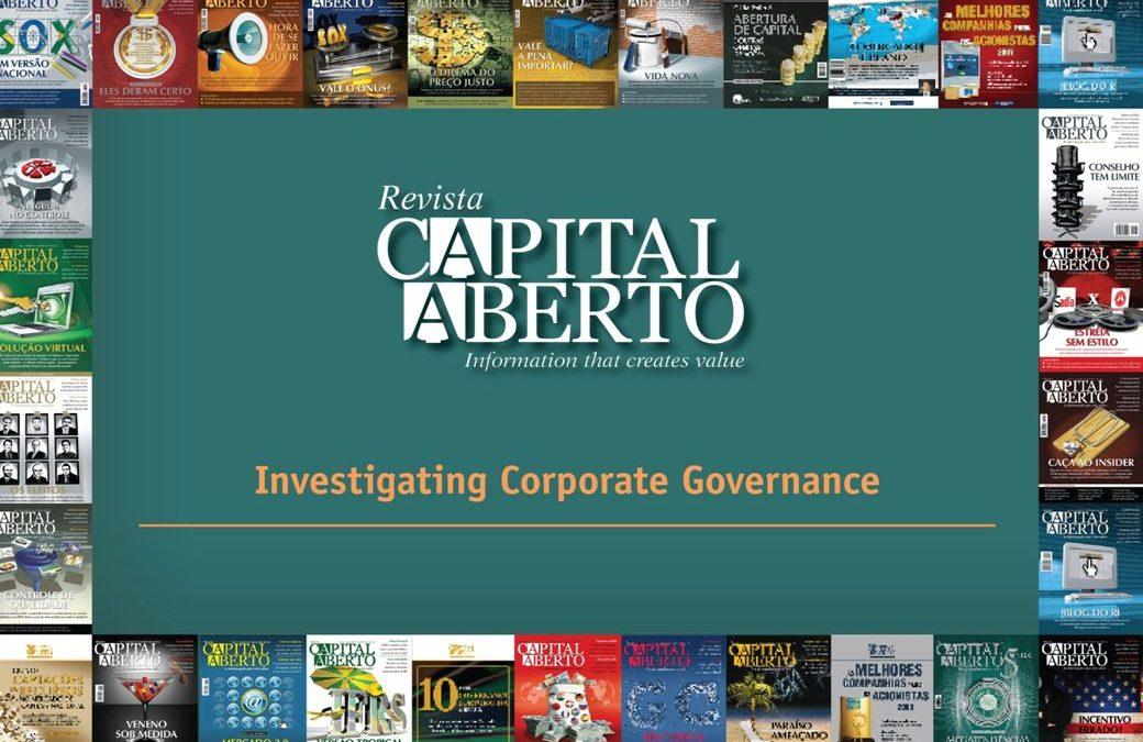 Capital aberto: Jeitinho brasileiro