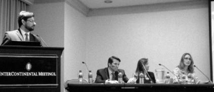 Cefeidas' Managing Director moderates panel on corporate governance & sustainability