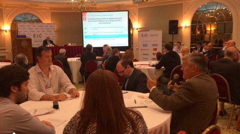 Cefeidas Group Managing Director speaks on Corporate Governance Development Framework