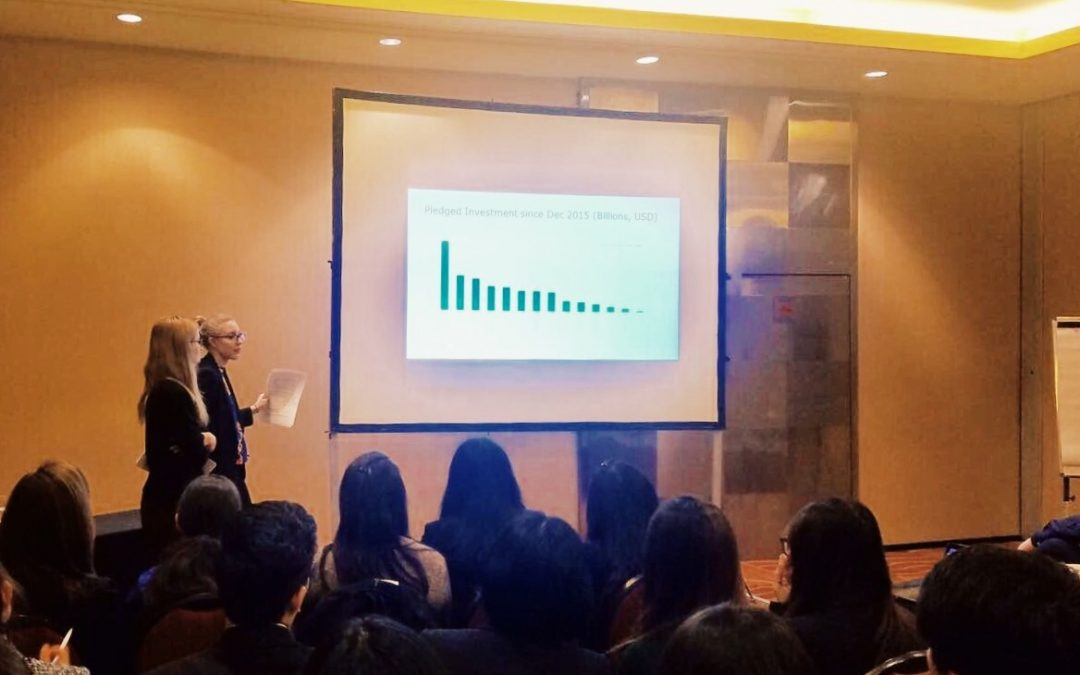 Cefeidas Group's political risk specialists present on Argentina's current situation