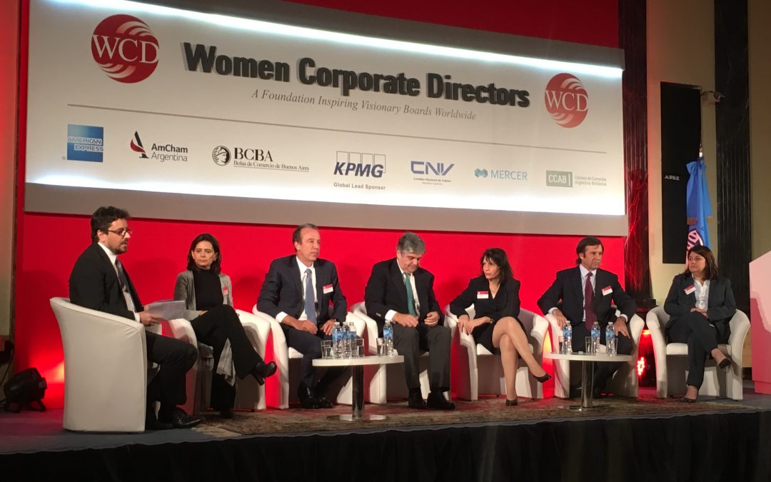 Cefeidas Group's managing director moderates panel on the role of independent directors