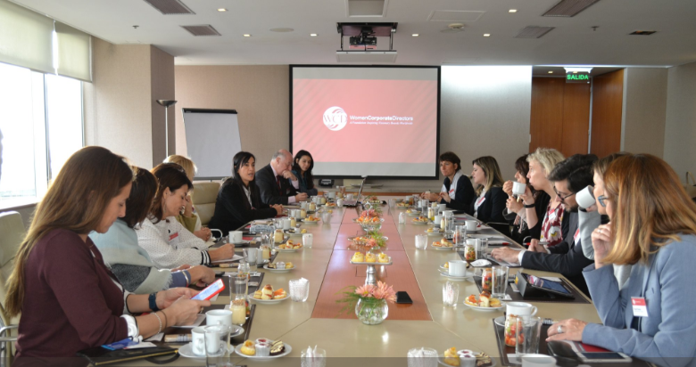 Managing Director of Cefeidas Group participates in a meeting with the Argentine Chapter of Women Corporate Directors